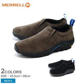 メレル MERRELL カジュアルシューズ ジャングル モック アイスプラス メンズ 靴 シューズ アウトドア スポーツ 運動 ブラック ブラウン 黒 MERRELL J378 29 27 JUNGLE MOC ICE+
