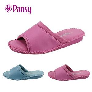 パンジー / 私の部屋履き パントフォーレ 8686 ローズ ブルー ( pansy )【婦人靴】【レディース】【パンジースリッパ】【スリッパ】【室内履き】【ルームシューズ】(※箱入りではないので、包