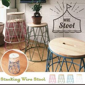 スツール おしゃれ スチール 木製 北欧 インテリア 椅子 チェアー ヴィンテージ 西海岸 送料無料