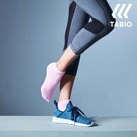 【あす楽】【TABIO SPORTS】 レーシングラン 23〜25cm / 靴下屋 靴下 タビオ タビオスポーツ Tabio くつ下 ショート レディース 日本製