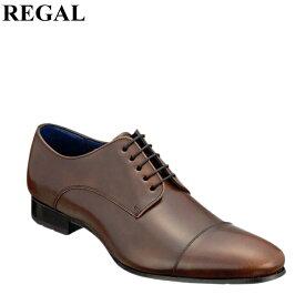 リーガル REGAL メンズ ビジネスシューズ ストレートチップ REGAL 25GRBB 革靴 紳士靴 皮靴