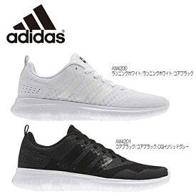 アディダス adidas レディース クラウドフォームライトフレックW CLOUDFOAM LITE FLEK W ランニングシューズ 運動靴 [AW4200/AW4201] レディーススニーカー ブラック 黒 ホワイト 白 サイズ 22.5cm 23.0cm 23.5cm 24.0cm 24.5cm 25.0cm 【QHQH-28rhfp】●