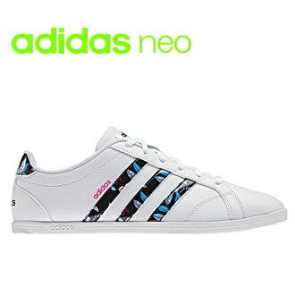 阿迪达斯adidas女士运动鞋B74555科新QT adidas neo CONEO QT●