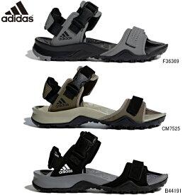 アディダス adidas メンズアウトドアサンダル スポーツサンダル CM7525/F36369/B44191 CYPREX ULTRA SANDAL II スポーツサンダル つっかけ アウトドア メンズ ブラック 黒 カーキ グレー 24.5cm 25.5cm 26.5cm 27.5cm 28.5cm