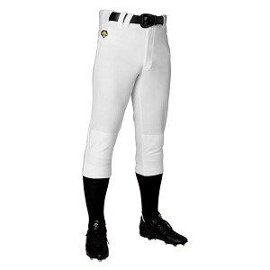 デサント(DESCENTE)レギュラー2重補強パンツSホワイト(ds-db1018p-swht) 野球 ソフトボール 試合用 練習用 ユニホーム ボトムス パンツ 大きいサイズ 小さいサイズ 白 ホワイト ショート丈