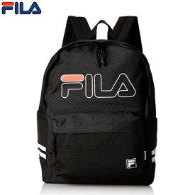 フィラ バッグ メッシュデイバック バックパック リュック FILA FM2009 レディース バッグ リュック リュックサック ブラック 黒 おしゃれ カジュアル a4 通勤 通学 かわいい bag