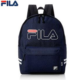 あす楽 送料無料 フィラ バッグ メッシュデイバック バックパック リュック FILA FM2009 リュック リュックサック ネイビー 紺 おしゃれ カジュアル a4 通勤 通学 かわいい bag