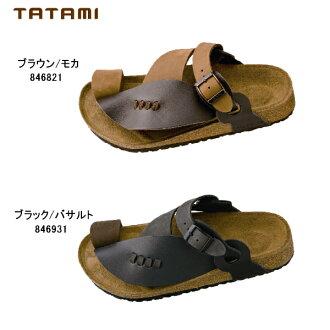 birukenshutokku TATAMI亚咯巴凉鞋人□TATAMI Akaba~BIRKENSTOCK~人凉鞋men's sandal □