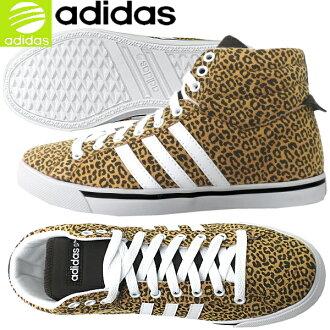 阿迪达斯女士运动鞋adidas NEO BBPARK MID W[F38693]reopadohyo花纹 ●