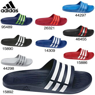 Male business for the アディダスデュラモ SLD men gap Dis shower sandals sports sandals adidas DURAMO SLD sandals beach pool woman ●