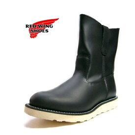 レッドウィング ペコス 正規品 RED WING 8169 ブーツ 黒 REDWING