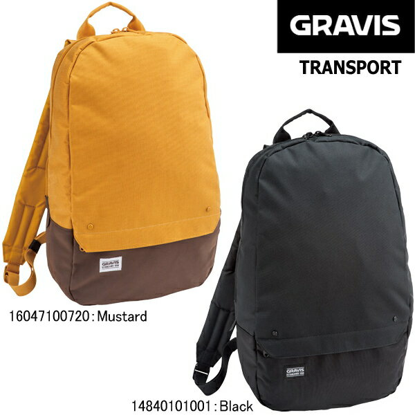 グラビス バッグ バックパック トランスポート GRAVIS TRANSPORT 16047100/14840101バッグ リュック 鞄 かばん グラビス