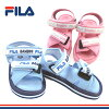 Child Velcro sandals さんだる sandal of the boy woman for the Fila kids sandals shoes FILA ROSYIV 7PJLS8671 child ●