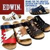供EDWIN人凉鞋9163 EDWIN人凉鞋9163埃德温凉鞋人EDWIN EW9163休闲凉鞋男性使用的sandal●人凉鞋埃德温EDWIN