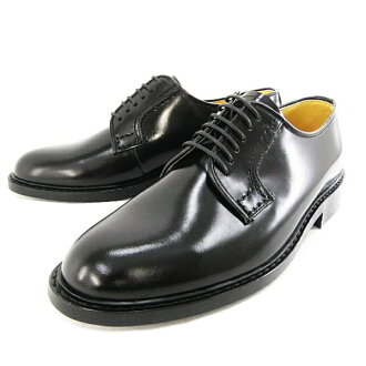 ★ ★ □ HARUTA 711 plant 3E black leather business shoes