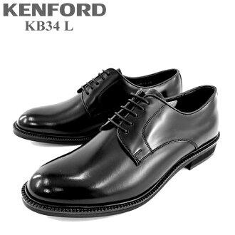 □KENFORDKB34 L plane toe men business shoes!