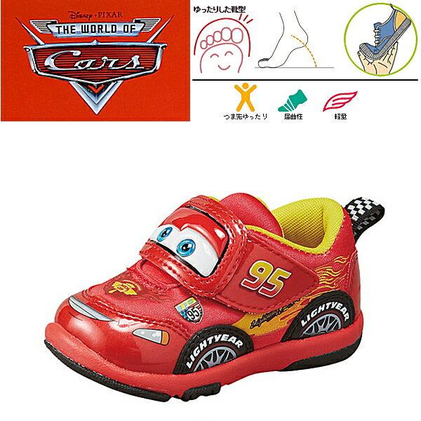カーズ 靴 スニーカー Disney [DN B1141] Cars ディズニー キャラクターシューズ キッズ スニーカー kids 子供靴 男の子[12.0〜14.0cm]【OAOA-14vhjf】●【あす楽対応】【楽ギフ_包装】