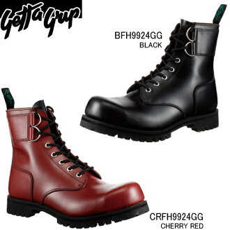 Getta Grip 9924 5EYE & 2D-RING BOOTS ゲッタグリップ 5 eyelet 2D ring boots●