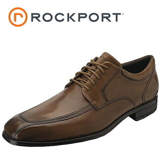□ROCKPORT lock port 57767 Fairwood Moc Front Wp fair Wood mock front desk [the light tongue] U チップスワールトゥメンズビジネシューズ