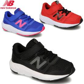 ニューバランス ベビー キッズ スニーカー New Balance IT570 靴 子供靴 シューズ 運動靴 女の子 男の子