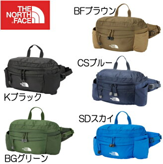 这个北脸SPINA腰身包THE NORTH FACE SPINA NM71502●