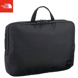 ザ・ノースフェイス シャトルラップトップブリーフ15 THE NORTH FACE NM81806(K)バッグ メンズ ブリーフケース ナイロン ブラック 黒 シンプル 鞄 カバン