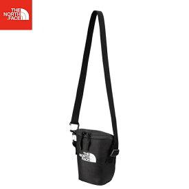 ザ・ノースフェイス ショルダーストラップ アクセサリーポケット THE NORTH FACE Shoulder Strap ACC Pocket NM91552(K) ナイロン ミニ ショルダーバッグ メンズ 小さい 小さめ ブラック 黒