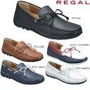送料無料 リーガル デッキシューズ REGAL メンズカジュアル ドライビングシューズ 55PR AF スリッポン メンズ 靴