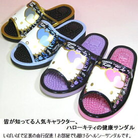 【Hello Kitty】レディス ハローキティ 健康サンダル SA-04151