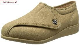 【靴のHOSHIKAWA】 『快歩主義 L011 5E』21.5cm〜25cm 室内屋内兼用