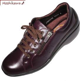 【靴のHOSHIKAWA】 『BON STEP 7059』22cm〜24.5cm コンフォートシューズ