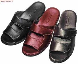 【靴のHOSHIKAWA】 PANSY S M L 2L