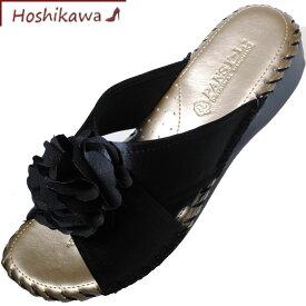【靴のHOSHIKAWA】 『PANSY 9470』S M Lスリッパ