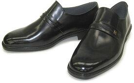 ミスターブラウン MB8838 黒 メンズビジネスシューズ ビジネス靴 本革 4E 幅広 ワイド 撥水加工 ムーンスター MB 8838