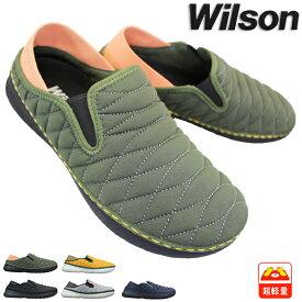 ウィルソン Wilson 991 メンズ カジュアルシューズ スリッポン キックバックスニーカー 2WAYサンダル かかとが踏める 靴