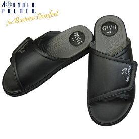 ARNOLD PALMER アーノルドパーマー メンズ 紳士 サンダル AP 2301 ブラック 靴
