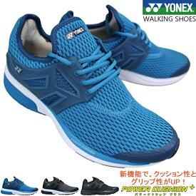 ヨネックス/YONEX パワークッション SHW111 3.5E メンズ レディース ウォーキング ランニングシューズ スニーカー 紐靴 SHW-111 ユニセックスモデル