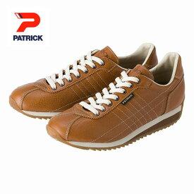 PATRICK パトリック メンズ レディース スニーカー 靴 サンガー SANGER ブラウン(21133)