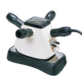 【高級 手持ち式電動マッサージ器 温熱タイプ】 床屋 マッサージ機 整体 業務用 色:白