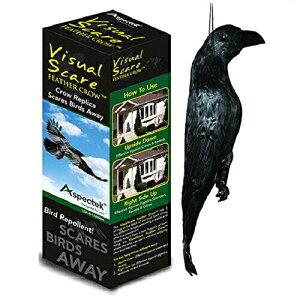 【New防鳥クローン・カラス】鳩(ハト) 鳥よけ 対策