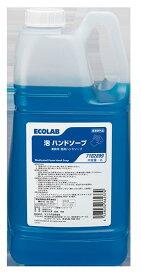 2本入 殺菌剤配合 泡ハンドソープ(2L×2本) エコラボ