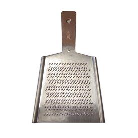 大矢製作所作 手作りの銅おろし金 平型6号(標準) 両面刃【RCP】