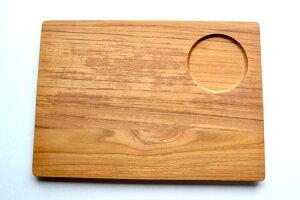 木製 長方形型 カフェプレート L
