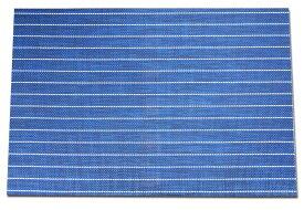 テーブルマット (ランチョンマット)A-66081 ネイビー