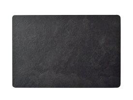 PVC place mat 45×30 ブラック