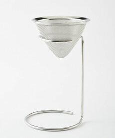 【珈琲考具】茶工具 ドリッパー&スタンド燕 日本製 茶とコーヒー 40619