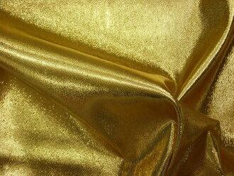 舞台服装织物金属棉缎金 009-1004年-2 05P19Dec15