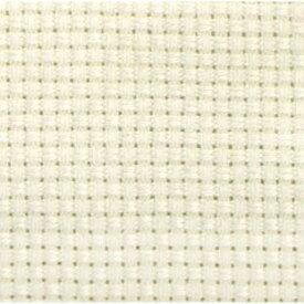 コスモ刺しゅう布 No.65100ジャバクロス65SF 刺繍布 65目/10cm 16カウント/1インチ