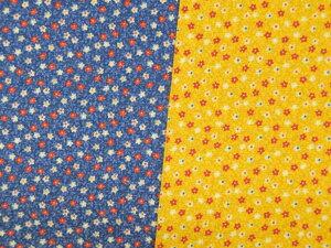 ※現品限り ルシアン パッチワーク生地 布 Mrs.March's Collection 7808 マーチーズコレクション 小花柄 商用利用可能