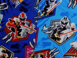 G5061-1キャラクター生地布騎士竜戦隊リュウソウジャーG5061−12019年入園入学スーパー戦隊商用利用不可